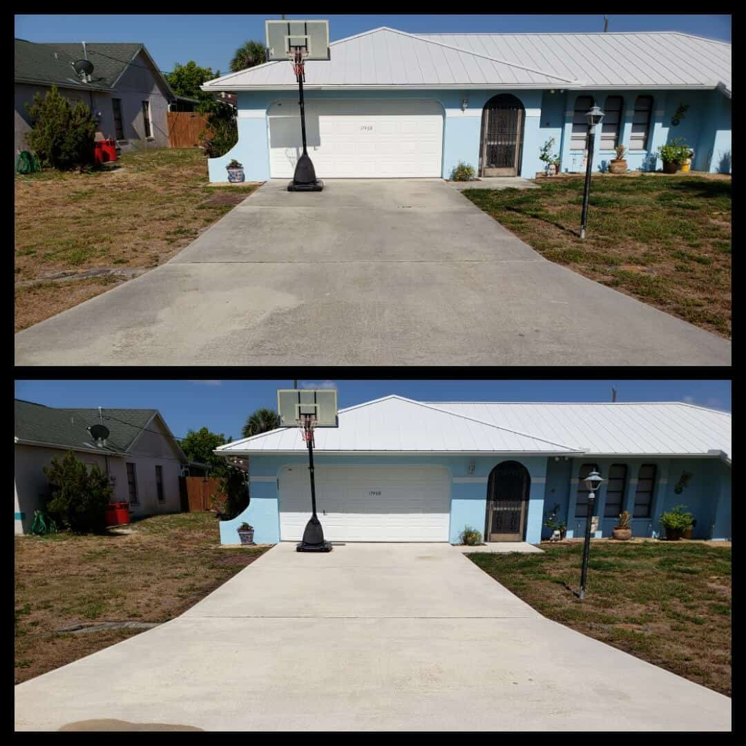 Driveway Cleaning Reviews