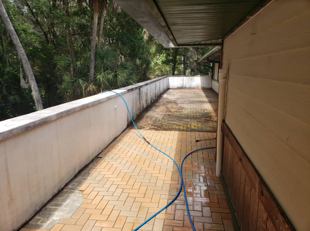 Patio Cleaning Service In Fort Myers